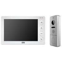 CTV-M4700AHD + видеопанель +  установка !!!