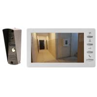 Комплект видеодомофона с установкой