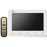CTV-DP3110 Комплект цветного видеодомофона