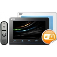 CTV-DP2700IP Комплект IP видеодомофона